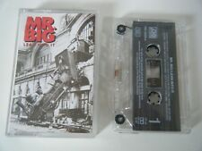 MR. BIG LEAN INTO IT CASSETTE TAPE ATLANTIC 1991