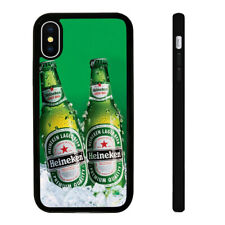 Beer Bottles - Silicone Phone Case Skin Cover fits iPhone SE 5 6 7 8 X 11 12