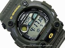 CASIO G-SHOCK, G7900-3 G-7900-3, MOON DATA, TIDE GRAPH, DARK ARMY MILITARY GREEN