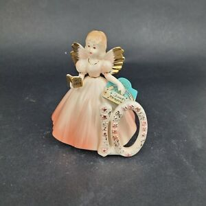 Vintage Josef Originals 10 Birthday Angel Girl Figurine