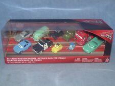 Disney Pixar Cars 3 Return to Radiator Springs - 10 pack Die Cast Cars - NEW