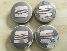 4x Seat 55mm wheel centre caps 6LL-601-171  #JL41