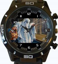 Halloween Ghost Pumpkin New Gt Series Sports Wrist Watch FAST UK SELLER