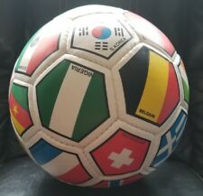 Soccer ball New countries flags, 32 panels Soccer Match Ball Size 5