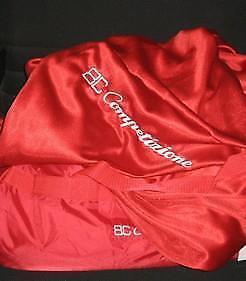 Genuine Alfa Romeo 8C Spider indoor car cover RED BRAND NEW #81725900