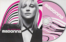 CD CARTONNE CARDSLEEVE MADONNA DIE ANOTHER DAY 2T TBE
