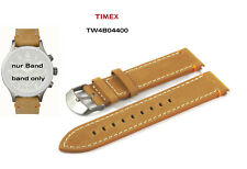 Timex Replacement Band TW4B04400 Expedition Scout Spare - 20mm Multifit Leather