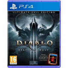 Jeux vidéo allemands Diablo édition collector