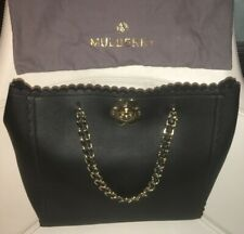 Mulberry 100 % Authentic Cecily Large Flower Tote With Dust Bag Worn Twice ~ NR