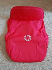 Brand new Bugaboo donkey Red apron bassinet cover