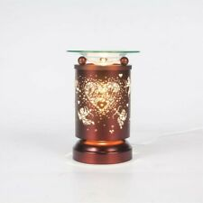 Electric Metal Fragrance Lamp Touch control Oil Warmer and  Wax Burner Cupid