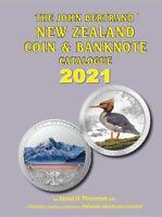 2021 JOHN BERTRAND New Zealand COIN and BANKNOTE CATALOGUE