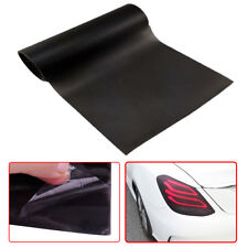 100x30CM Car Scrub Matte Black Headlight Tail Light Tint Vinyl Film Cover Decal