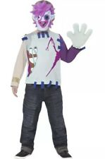 Moshi Monsters Zommer Kids Character Fancy Dress Up Costume Age 10 - 12 RRP £28
