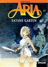 ARIA # 17 - SATANS GARTEN - MICHEL WEYLAND - EPSILON 2002 - TOP