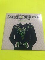 (AZ233) Arts & Crafts, Sampler Vol 5 - sealed DJ CD like new//books-n-things