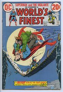 WORLD'S FINEST COMICS #214 - Superman & Vigilante