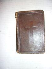 KEMPIS EN CASTELLO BOOK ANITQUE 1854