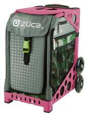 Zuca Bag Paintball Insert & Pink Frame w/ Flashing Wheels