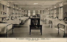 Dollis Hill. St Andrew's Hospital. The Ladies' Ward.