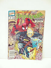 Vintage 1992 Ghost Rider SIde By Side With  Spider-Man Volume 1 #18