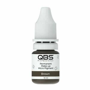 QBS Permanent Makeup Pigments SPMU Machine / Microblading Brow Pigments10ml
