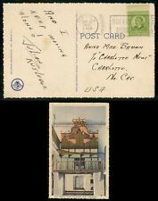 Mayfairstamps Philippines 1941 Make every Home an Arsenal Of Food Slogan Cancel