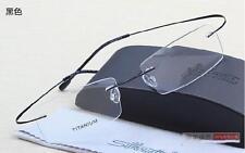 7378 Silhouette Ultra-Light β Titanium Eyeglasses Frame Rimless Glasses Frame!2g