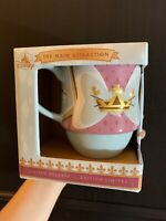 New Mug- Disney Minnie The Main Attraction King Arthur Carousel Limited Release