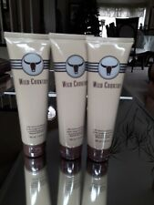 Avon WILD COUNTRY After Shave Conditioner 3.4 Lot of 3