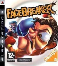 FaceBreaker PS3