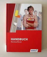 Handbuch für Bürokaufleute von Margit Bentin (2011, Gebunden)