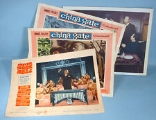 1957-60 Jazz Greats 4 Lobby Cards Nat King Cole Lionel Hampton Ella Fitzgerald