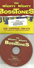 Sum 41 & MIGHTY MIGHTY BOOSTONES w/ 2 UNRELEASED TRX PROMO CD Single 2000 USA