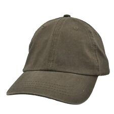 Army Cap Carbon212 Curved Visor Baseball Caps Snapback Cap - Olive