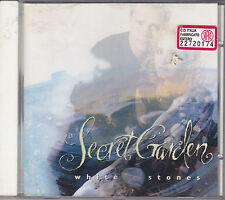 SECRET GARDEN - white stones CD