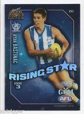 2011 Select Champions Rising Star Gem (RSG3) Ryan BASTINAC North Melbourne +++