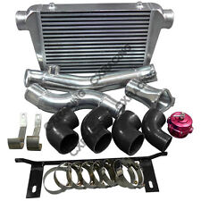 CX 25x12x3 Intercooler Piping BOV Kit For Mazda RX7 SA FB 13B RX-7 Stock Turbo