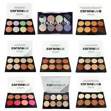 Contour Palette Cream Highlighter Pressed Powder Concealer Technic Colour Fix