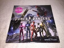 Power Rangers Soundtrack Pink colored vinyl  Brian Tyler Sealed