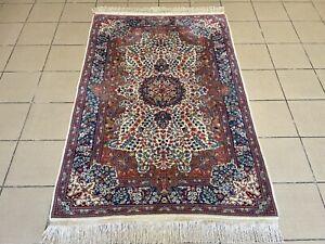 Orient Teppich Kirman 187 X 123 cm Perserteppich Orientteppich Carpet Rug