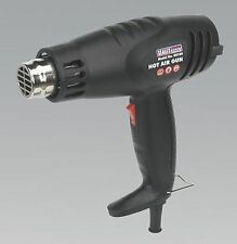 Sealey HS105 Hot Air Gun 1600w 2-speed 370