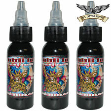 Infinitii Tattoo Ink Gray Wash Set 1oz