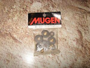 Vintage RC Mugen Bushing Set B-12S