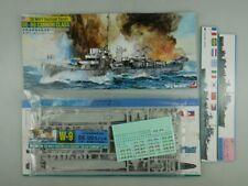Sky Wave 1/700 US Navy Destroyer Escort DE-99 Cannon Class W9 kit 110807