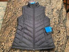 NEW Columbia Morning Light III Puffer Vest Omni-Heat Reflective Womens XS