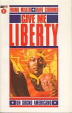 GIVE ME LIBERTY di Frank Miller e Dave Gibbons - Magic Press
