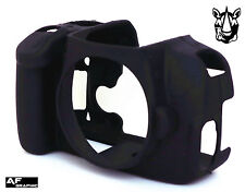 V338BU Silicone Armor Skin Case Camera Cover for Canon EOS 600D 650D 700D