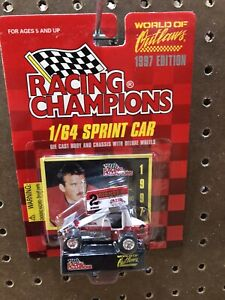 World of Outlaws Racing Champions 1/64 Sprint Car Pioneer Seed #2 1997