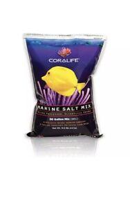 Coralife Marine Salt Mix 50 Gallon 14.5 Pounds